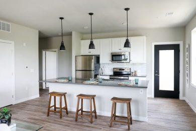 Lamphouse Kitchen island