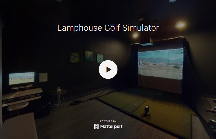 Lamphouse Golf Simulator